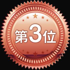 売れ筋商品ランキング3位