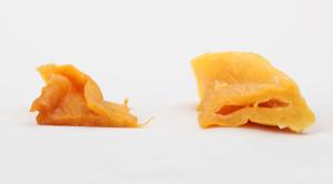 ドライフルーツのヨーグルト漬け比較