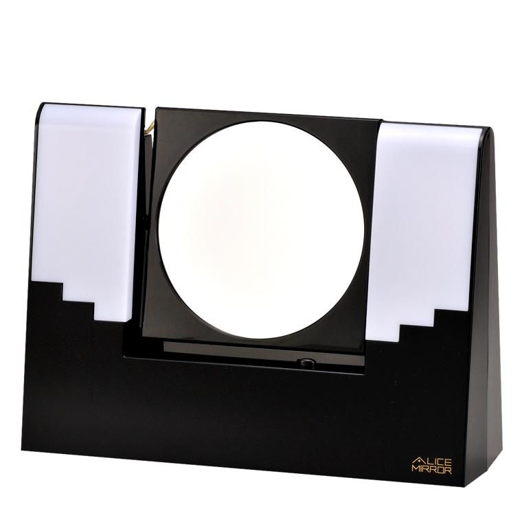 アリスミラー黒 拡大鏡