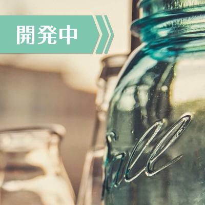 ガラス製内容器