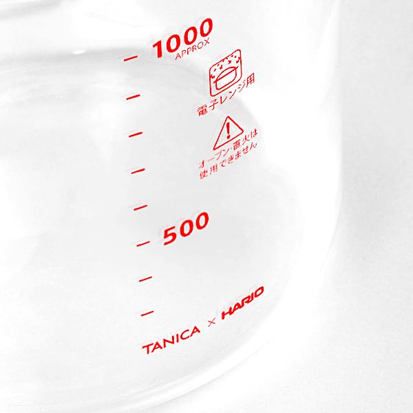 タニカ電器とハリオの共同開発