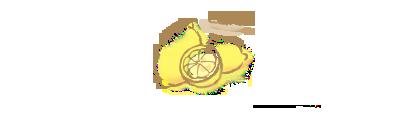 瀬戸内レモンのコンフィチュールのイラスト