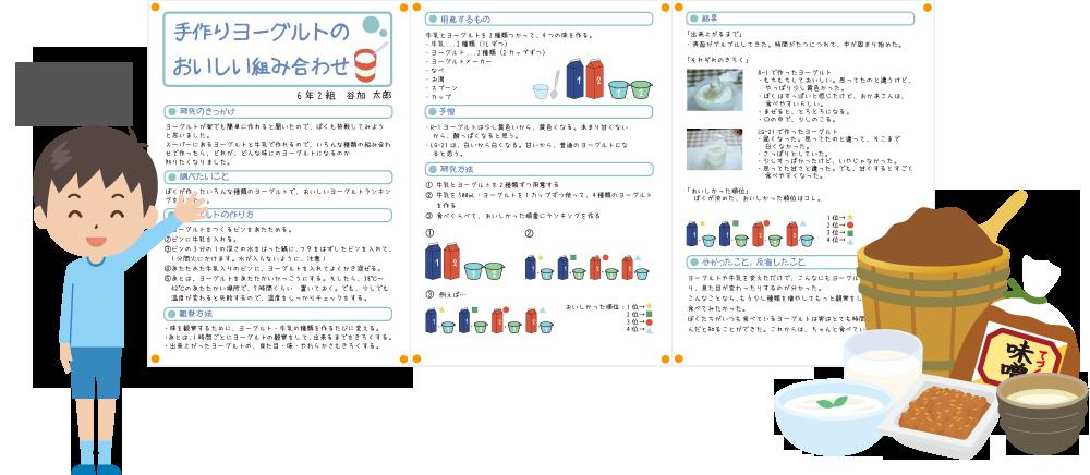 夏休み ヨーグルト&発酵食 自由研究特集! | すばる屋
