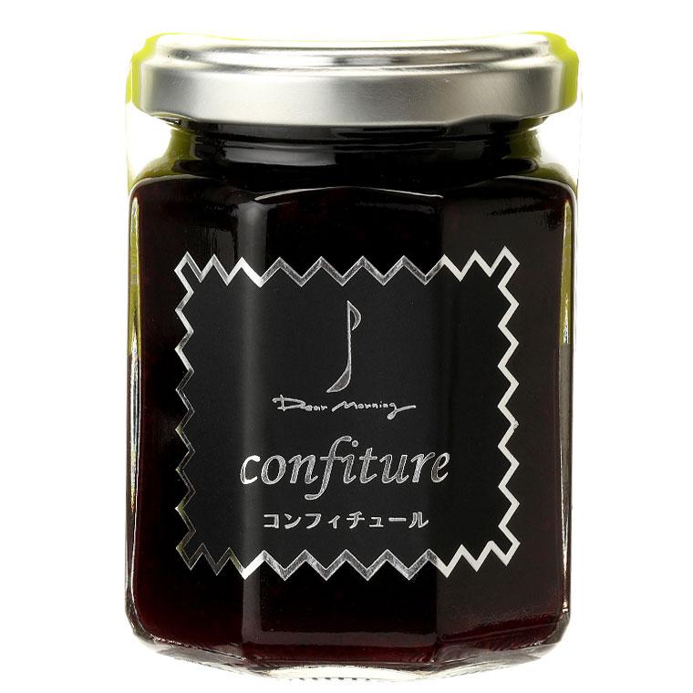 長野産ブルーベリー&白ワインのコンフィチュール