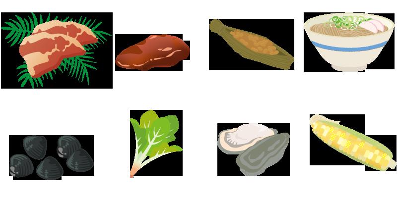 鉄を含む食品