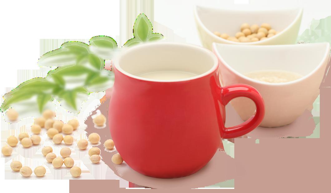豆乳甘酒のイメージ