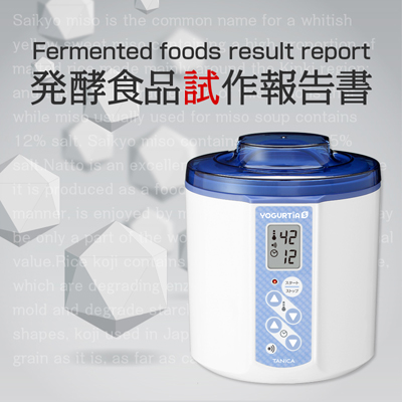 発酵食品試作報告書バナー