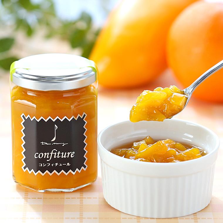 マンゴー&オレンジのコンフィチュール